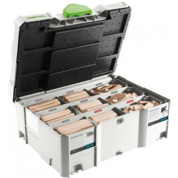 Systainer FESTOOL pour DOMINO - DS/XL D8/D10 306 BU