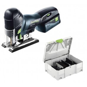 Scie sauteuse Festool CARVEX PSC 420 Li 5,2 EB-Set Technologie Airstream
